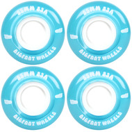 55mm Bigfoot 83A Cruiser Blue Wheels (Set of 4)