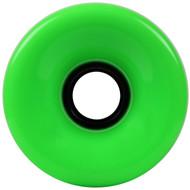 Longboard Wheel - 76mm 78a Offset Solid Green