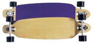 "Moose - 36"" Drop Through Maple Complete / Purple Grip"