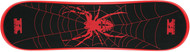 "Krown Snowskate 9"" x 32"" Spider Red"