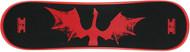 """Krown Snowskate 9"""" x 32"""" Dragon Red"""