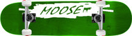 Moose Complete Scribble Green 8.0""