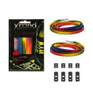 Xpand Shoelace System - Rainbow
