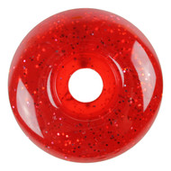 Blank Wheel - 53mm Glitter Red (Set of 4)