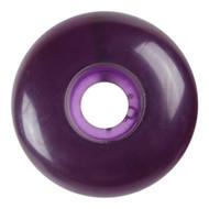 Blank Wheel - 58mm Purple Gel (Set of 4)