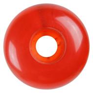 Blank Wheel - 58mm Red Gel (Set of 4)