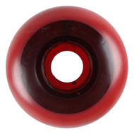Blank Wheel - 53mm Red/Black Dual Duro (Set of 4)
