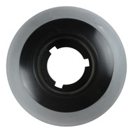 Blank Wheel - 50mm Grey/Black Dual Duro (Set of 4)