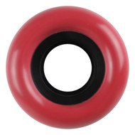 Blank Wheel - 50mm Red/Black Dual Duro (Set of 4)