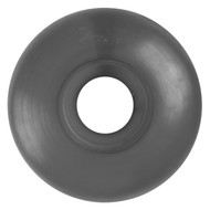 Blank Wheel - 50mm Black Clear Gel (Set of 4)