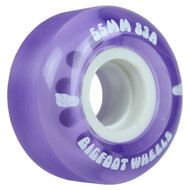 55mm Bigfoot 83A Cruiser Purple Wheels (Set of 4)