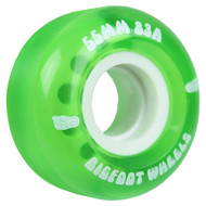 55mm Bigfoot 83A Cruiser Green Wheels (Set of 4)