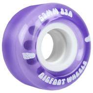 53mm Bigfoot 83A Cruiser Purple Wheels (Set of 4)