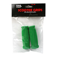 Scooter Grips - 100mm Foam Green