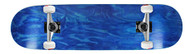 """Moose Complete Standard Stained Blue 8"""""""