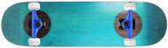 "Carbon Fiber Top/Bottom Insert Complete Blue 8.25"" x 31.8"""