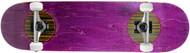 "Carbon Fiber Top/Bottom Insert Complete Purple 8.0"" x 31.7"""