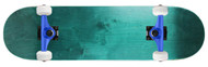 """Moose Complete Standard Stained Teal 7.625"""" x 31.3"""""""