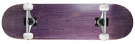 """Moose Complete Standard Stained Purple 7.625"""" x 31.3"""""""
