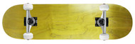 """Moose Complete Standard Stained Yellow 7.625"""" x 31.3"""""""