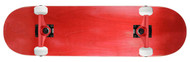 """Moose Complete Standard Stained Red 7.625"""" x 31.3"""""""