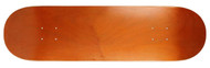 "Moose Deck Standard Stained Orange 7.6"" x 31.3"""