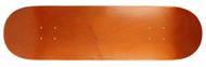 "Moose Deck Standard Stained Orange 7.6"" x 31.3"""