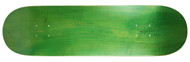 "Moose Deck Standard Stained Green 7.625"" x 31.3"""