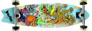"""Bustin boards Complete 8.8"""" 32.25"""" Kulture Kat"""