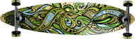 """Bustin Boards Complete 9.25"""" x 38"""" Okoto Pinner"""