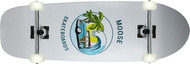 """Moose Complete 10"""" x 33"""" Sunset Cruise Green/Yellow"""