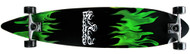 Krown - Pin Tail Green Flame  Case of 2