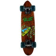 Paradise Micro Cruiser Skateboard 6' x 23' THE LOCUST Case of 2