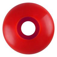 Blank Wheel - 58mm Red (Set of 4)