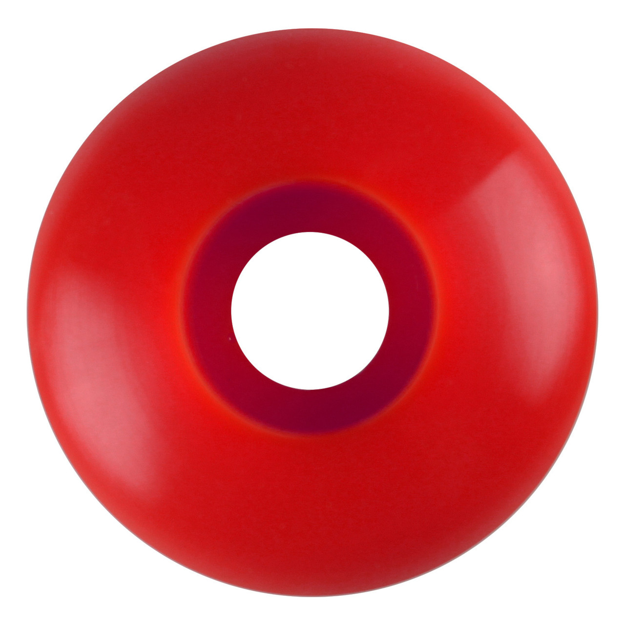 Blank Wheel - 56mm Red (Set of 4) - Keystone Skate Supply