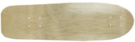 "Moose Canadian Made Deck Natural 8.0"" x 27"" Cruiser"