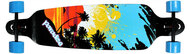 "Paradise Longboard 41"" Double Drop Sun Splash - Case of 2"