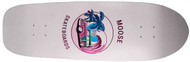 "Moose Deck 10"" x 33"" Sunset Cruise Blue/Pink"