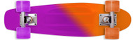 Street Surfing Plastic Cruiser Beach Board Spectrum Spectral Colors - Case of 6