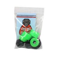 Dimebag Hardware Bushing Kit Green 92A