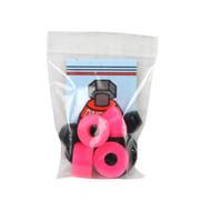Dimebag Hardware Bushing Kit Pink 90A