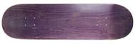 "Moose Deck Standard Stained Purple 7.5"""