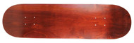 Moose Deck Standard Stained Brown 7.5""