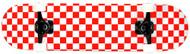"""KPC Complete Red/White Checker 7.75"""""""