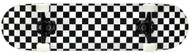 "KPC Complete Black/White Checkered 7.75"""