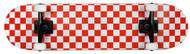 Krown Complete Rookie White/Red Checker 7.75""