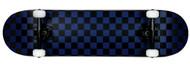 "Krown Complete Rookie Black/Blue Checker 7.75"""