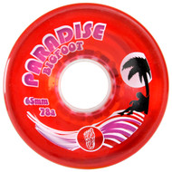 Bigfoot Wheel - 65mm 78a Islanders Red