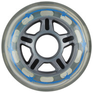 Inline Wheel - BARBED WIRE 80mm 81a