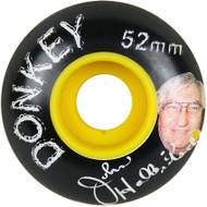 52mm Donkey Slim Wheels - Yellow (Set of 4)